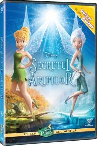 DVD-secret of the wings