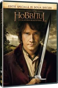 The Hobbit_dvd