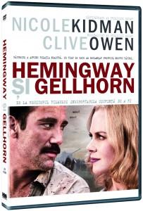 Hemingway & Gellhorn-DVD_3D pack