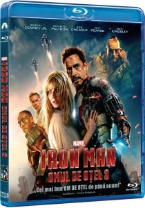 BD Iron Man 3