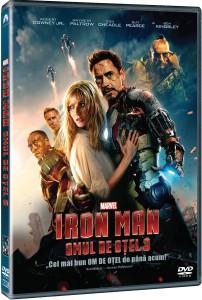 DVD Iron Man 3