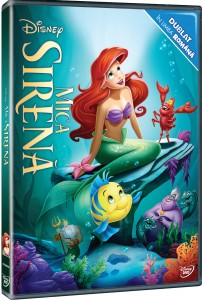 DVD-Little Mermaid