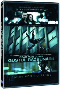 Dead Man Down-DVD_3D pack