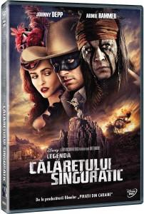 DVD-Lone Ranger