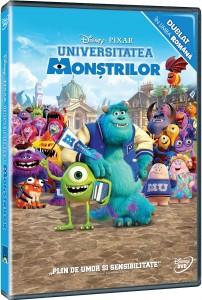 DVD Monsters University