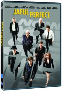 DVD-Now You See Me