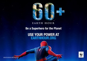 Earth-Hour-Spiderman
