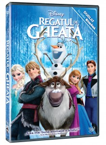Frozen_DVD