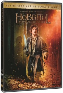 The Hobbit-Desolation of Smaug-DVD_3D pack
