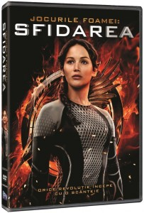The Hunger Games-Catching Fire-DVD_3D pack