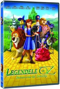 Legends of Oz Dorothy's Return-DVD_3D pack
