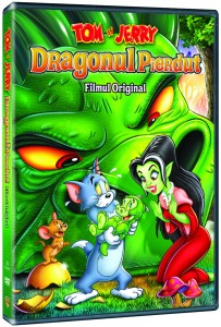 Tom&Jerry and the Lost Dragon-DVD_3D pack