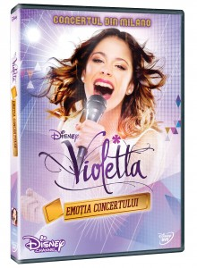 Violetta_DVD