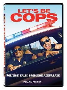 LetsBeCops_DVD
