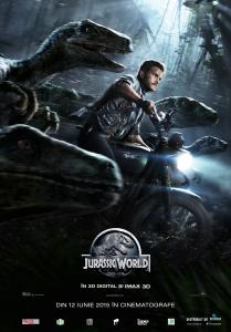 Jurassic World RO