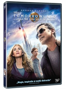 Tomorrowland-DVD