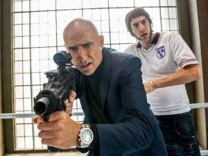 Mark Strong & Sasha Baron Cohen - The Brothers Grimsby