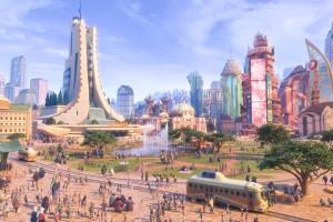 Zootropolis - Walt Disney