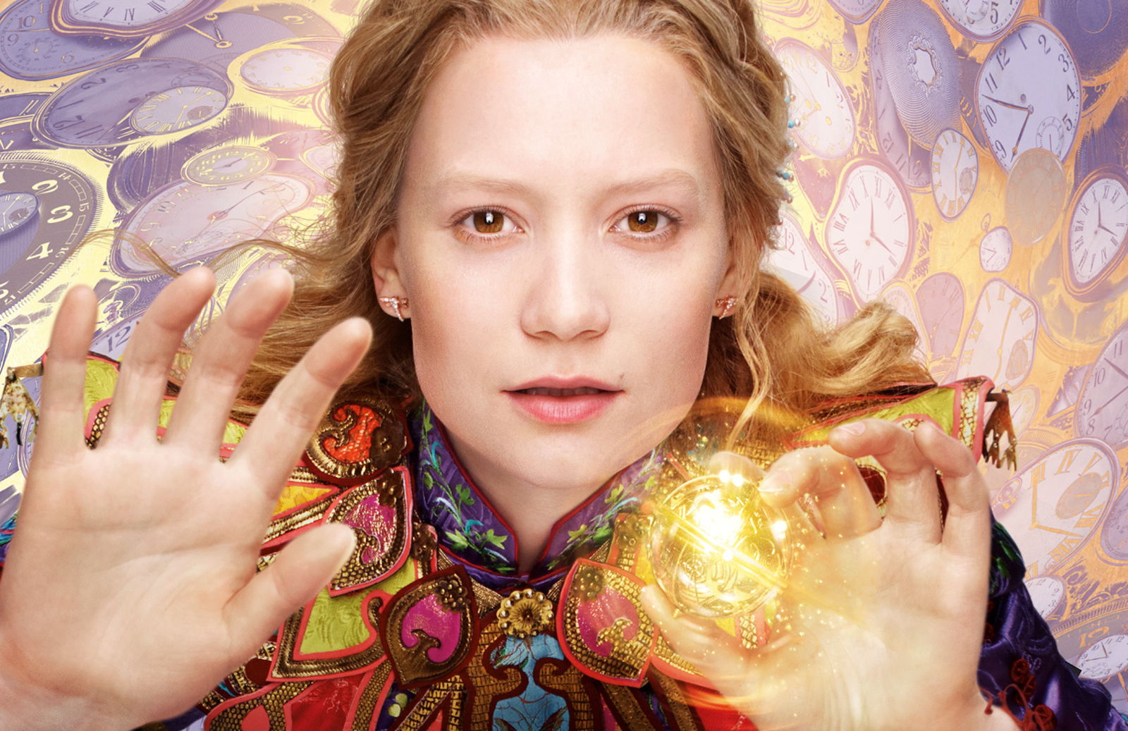 Alice Through the Looking Gl͏a͏s͏s - Recenzie