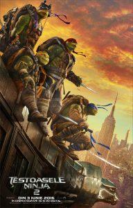 Teenage Mutant Ninja Turtles Out of the Shadows Recenzie