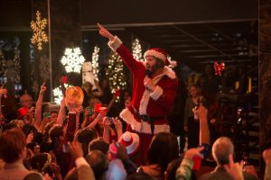 T.J. Miller as Clay Vanstone in OFFICE CHRISTMAS PARTY by Paramount Pictures, DreamWorks Pictures, and Reliance Entertainment