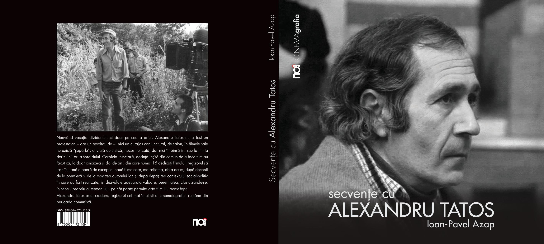 Coperta Secvente cu Alexandru Tatos