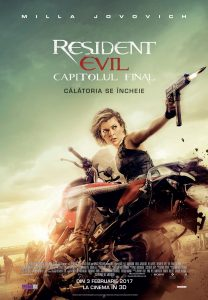 Resident Evil The Final Chapter ro