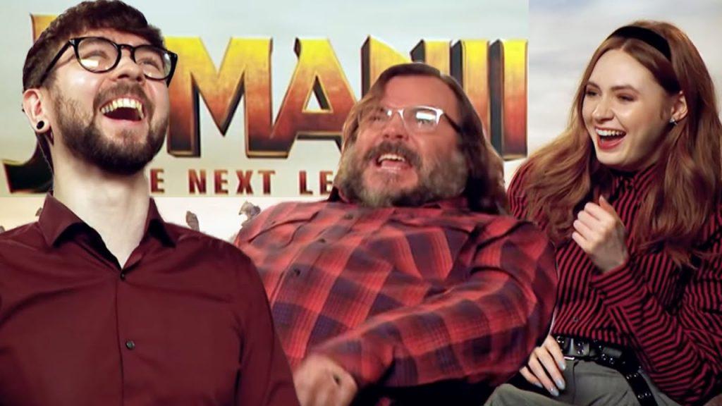 """Jack Black se retrage, """"Jumanji: Next Level"""" poate fi ultimul său film!"""